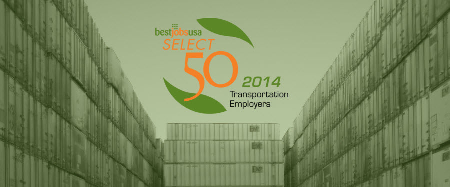 BestJobsUSA | Select 50 Transportation Employers