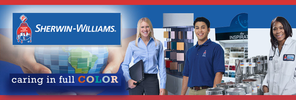 Sherwin Williams | Featured Employer